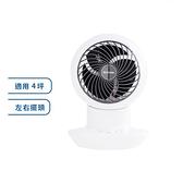 IRIS SM12  4吋迷你循環扇 白色 PCF-SM12