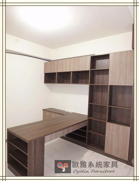 【歐雅系統家具】系統書櫃