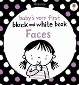 Baby's Very First Black And White Books Faces 寶寶的第一本黑白小書:認識小臉篇