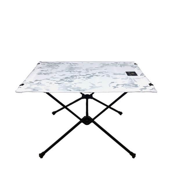 【南紡購物中心】【Owl Camp】TN-1753 雪地迷彩桌