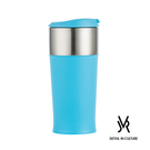 JVR韓國原裝MARTIN POP不鏽鋼馬丁翻蓋隨行杯350ml