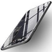 小米6手機殼玻璃套星空女款潮牌小米5x硅膠全包防摔男個性創意六