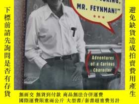 二手書博民逛書店 Surely罕見You re Joking M. Feynma