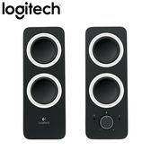 【流行音樂款】Logitech 羅技 Z200 2.0聲道 2件式 多媒體喇叭 黑