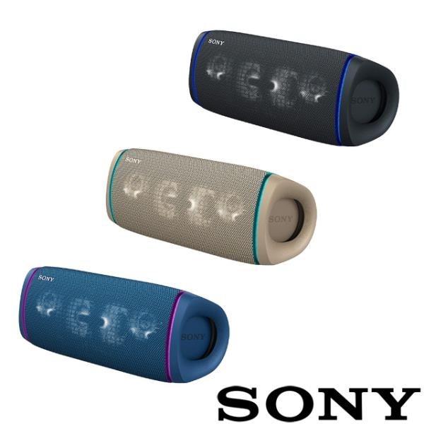 【南紡購物中心】SONY SRS-XB43 可攜式防水重低音藍牙喇叭