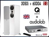 『門市有現貨』英國 Audiolab 6000A 綜合擴大機+Q Acoustics 3050i 喇叭 - 公司貨