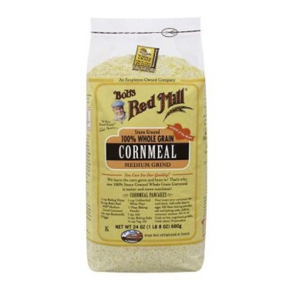 美國Bob's 粗玉米粉 Bob's Red Mill Cornmeal (medium grind) 680g