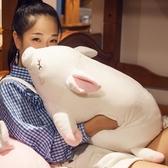 可愛豬豬暖手抱枕毛絨公仔玩偶女生玩具睡覺抱娃娃插手學生床上【快速出貨】