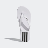 Adidas Eezay Flip Flop [EG2038] 男女 涼鞋 拖鞋 雨鞋 水鞋 休閒 夾腳 愛迪達 白黑
