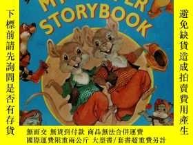 二手書博民逛書店My罕見Bumper Storybook (Toddler st