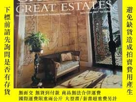 二手書博民逛書店CHRISTIE,S罕見GREAT ESTATES 2007Y16187 CHRISTIE,S GREAT E