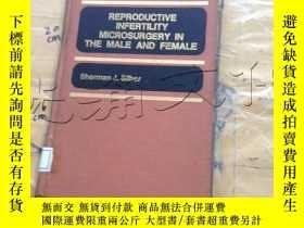 二手書博民逛書店Reproductive罕見Infertility Micros