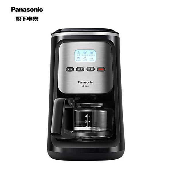 Panasoni國際牌 4人份研磨咖啡機 NC-R601 *免運費*