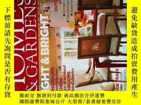 二手書博民逛書店HOMES罕見& GARDENS (MAGAZINE) 2012年5月 室內外裝飾家庭花園外文雜誌Y11441