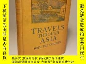 二手書博民逛書店【包罕見】Travels Through Asia With T