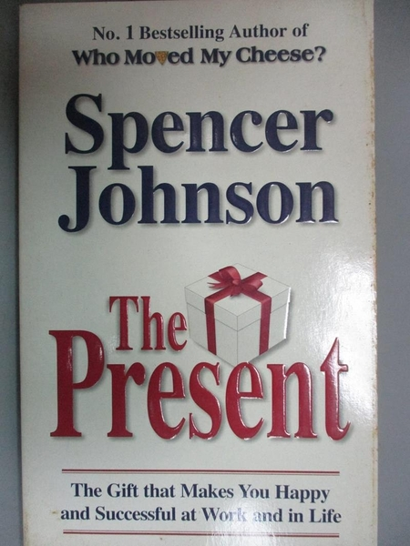 【書寶二手書T1/心靈成長_HNQ】THE PRESENT_Johnson