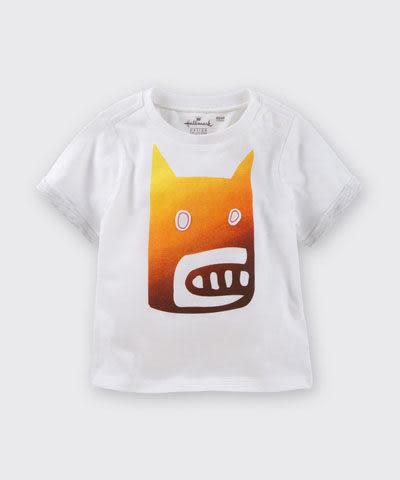 【特惠6折】Hallmark Babies 蝙蝠俠純棉短袖上衣 HD1-R11-01-KB-MW
