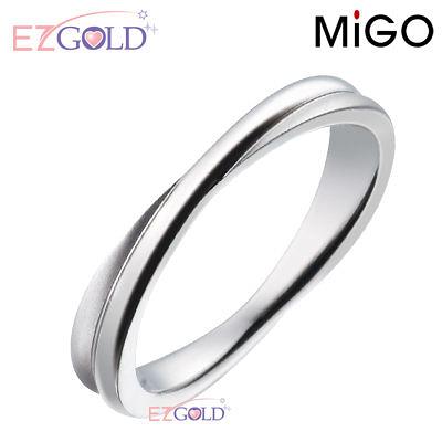 MiGO鋼飾♥纏綿♥鋼飾戒指(女)