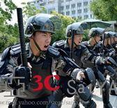 執勤防暴鎧甲盔甲防刺衣