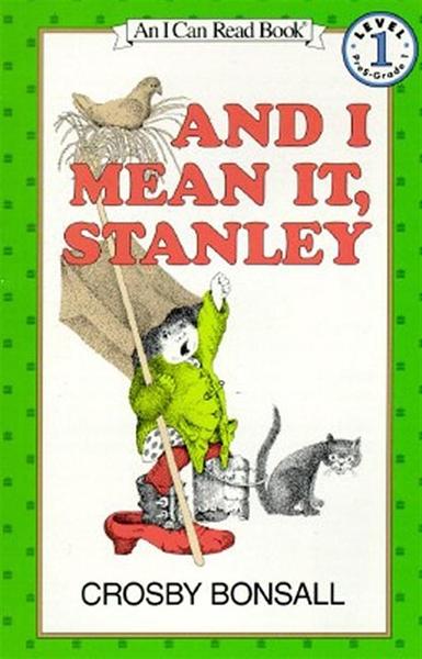 (二手書)An I Can Read Book Level 1: And I Mean it, Stanley