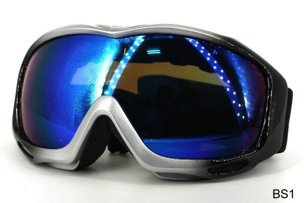 AD多層膜防霧鏡片專業雪鏡