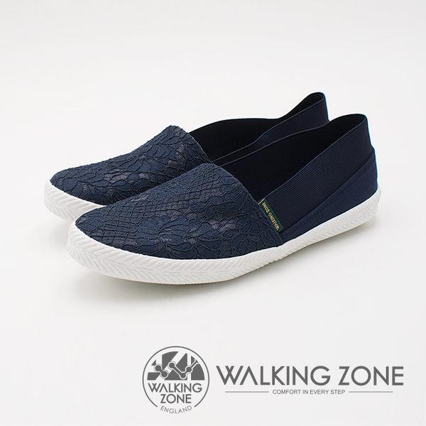 WALKING ZONE 優雅蕾絲懶人鞋