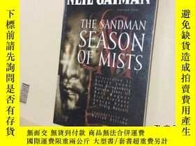 二手書博民逛書店the罕見sandman season of mistsY15935 neil gaiman harlan e