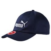 Puma 深藍色 帽子 運動帽 老帽 遮陽帽 六分割帽 經典棒球帽 運動帽 05291918