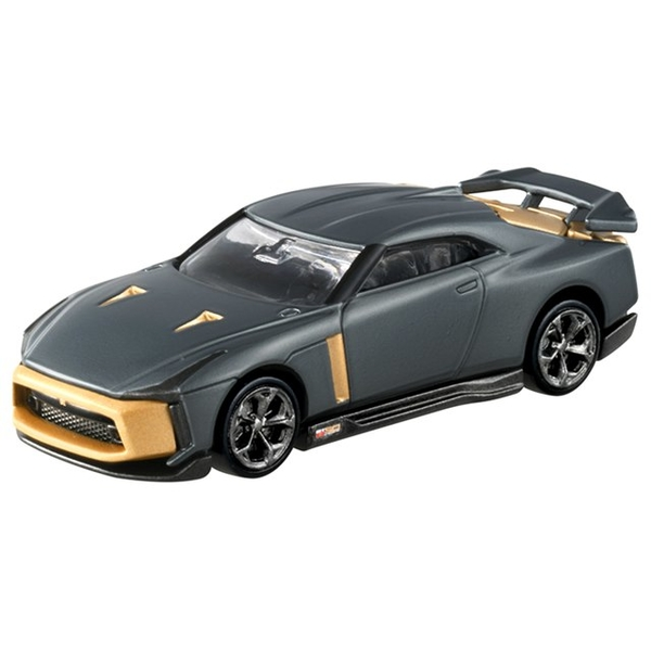 小禮堂 Tomica多美小汽車 Nissan GTR-50 戰神賽車 23 4904810-17305