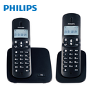 PHILIPS飛利浦 DCTG1862B/96 數位電話 無線電話 子母電話 中文顯示 電話