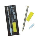《享亮商城》P-801 筆刀(不銹鋼 + 刀片 *5)