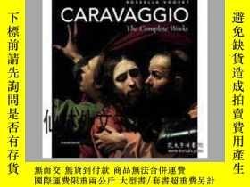 二手書博民逛書店【罕見】2010年出版 Caravaggio: The Comp