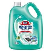 魔術靈廚房清潔劑量販瓶裝-萊姆香3800ml【愛買】