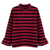 『小鱷魚童裝』條紋高領衫(02號~10號)534480