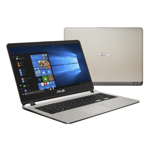 ASUS 華碩 X507UB(i5-7200U) 8G 128G+1T 金 15.6吋FHD_X507UB-0161C7200U