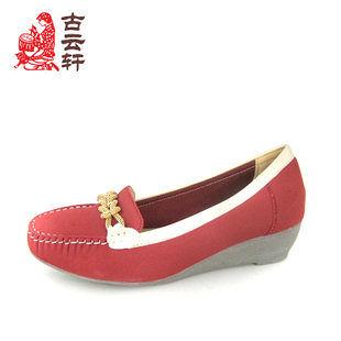布鞋 新款  休閑 精品 時尚