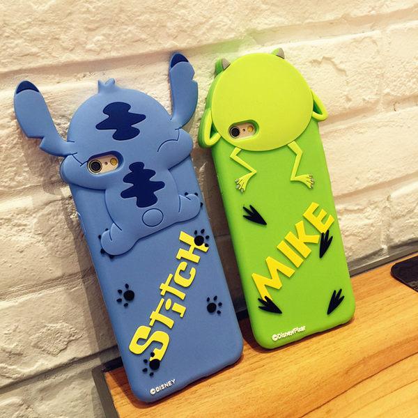 趴趴怪 三星 SAMSUNG GALAXY S7 edge/S7手機套 手機殼 手機保護套 矽膠軟套