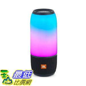 [107美國直購] 揚聲器 JBL Pulse 3 Wireless Bluetooth IPX7 Waterproof Speaker (Black)