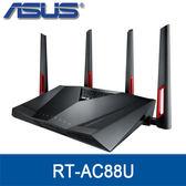 【免運費】ASUS 華碩 RT-AC88U Gigabit 無線分享器 WiFi 分享器 / 802.11ac