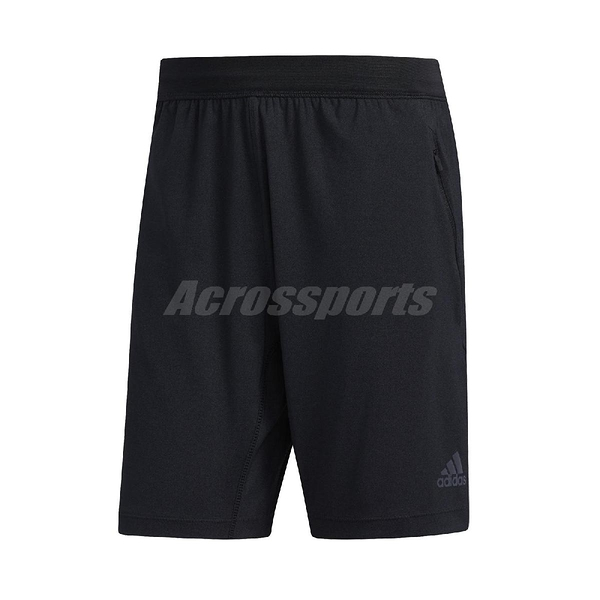 adidas 短褲 HEAT.RDY 9-Inch Shorts 黑 男款 運動 訓練 【ACS】 FJ6129