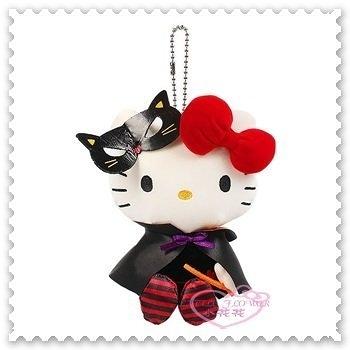 ♥小花花日本精品♥Hello Kitty 吊飾 掛飾 包包掛飾 娃娃 萬聖節限定 節慶限定娃娃 50116706