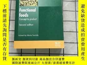 二手書博民逛書店Functional罕見Foods: Concept to Product (Seco... 進口原版 Y26