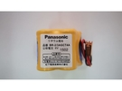 全館免運費【電池天地】Panasonic BR-2/3AGCT4A 6V 帶插頭(咖啡色) 一次性鋰電池