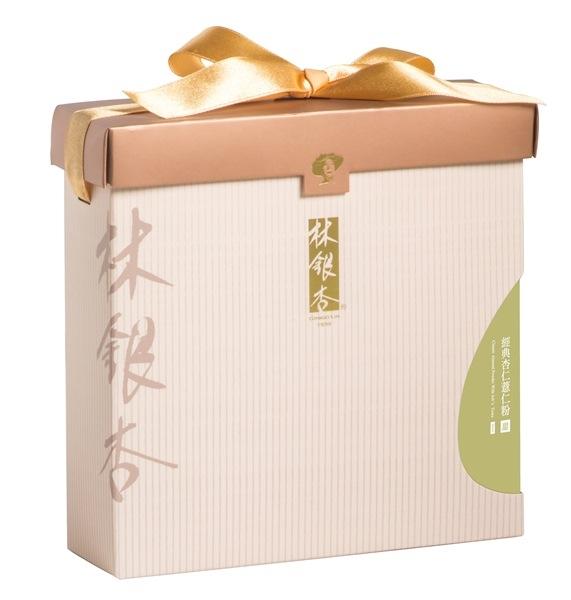 【林銀杏】經典杏仁薏仁粉(甜) 600g 含運價780元