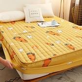 單件床笠床罩透氣床墊罩加厚夾棉床包保護套床罩套【聚寶屋】