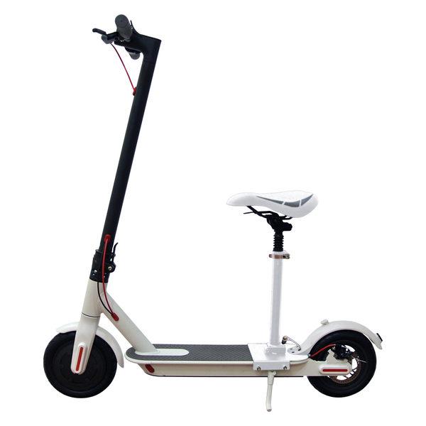 CARSCAM 9吋極速智能電動折疊滑板車(坐駕版)