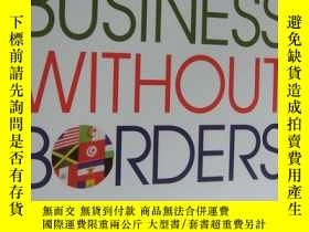 二手書博民逛書店Business罕見Without Borders:A strategic guide to global mar