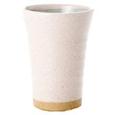 日本 千段湯吞杯 粉色 300ml