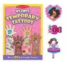 【美國瑪莉莎Melissa & Doug】兒童紋身貼紙簿 女孩 #MD2946