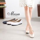 【Messa米莎專櫃女鞋】MIT氣質LA...